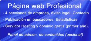 Pack Página Web Profesional